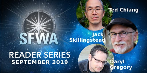 SFWA NW Portland Reading Series - September 2019 - Portland