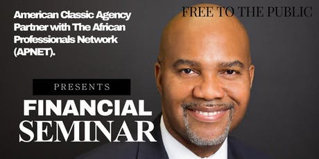 Creating Generational Wealth® & Building Your Own Bank tickets