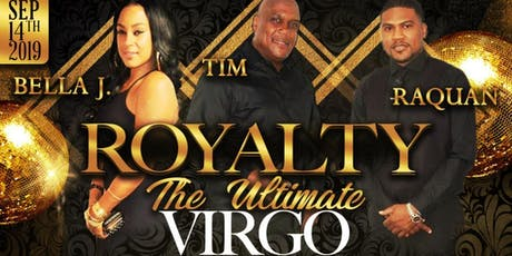 Royalty Virgo Celebration tickets