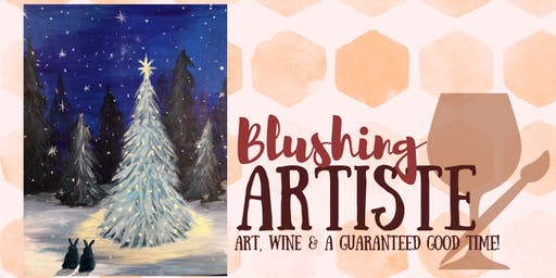 Blushing Artiste - December 20th
