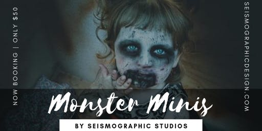Monster Minis Photo Sessions