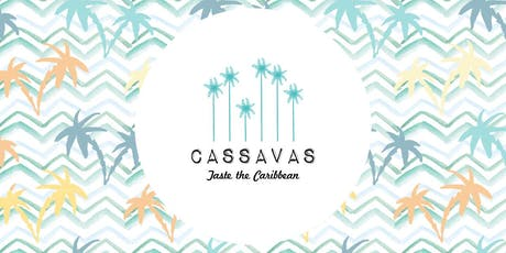 Caribbean Supper Club night at Cassavas tickets