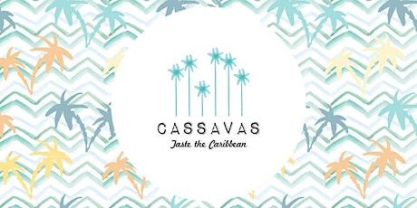 Cassavas Caribbean Supper Club Evening tickets