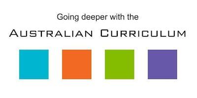 Going deeper with the Australian Curriculum