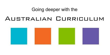 Going deeper with the Australian Curriculum tickets