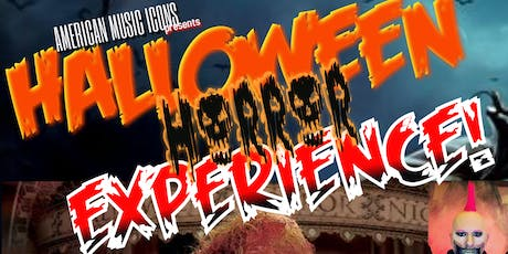 Halloween Horror Experience Dance Party!™ tickets