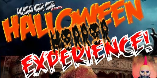 Halloween Horror Experience Dance Party!™