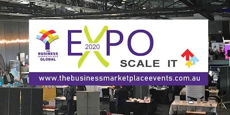 SCALE IT UP - 2020 Business Marketplace Expo tickets