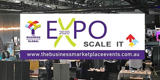 SCALE IT UP - 2020 Business Marketplace Expo
