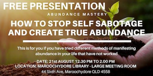 Mastering Abundance
