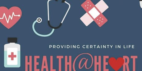 Health @ Heart Event tickets
