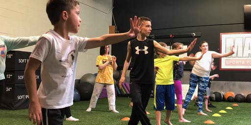FREE Youth (Parent and Me) Self Defense Class