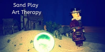 Sand Play Therapy -Art Therapy