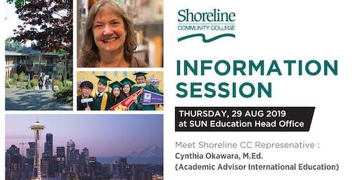 Shoreline Info Session Jakarta