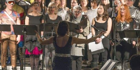 Whitehorse Pop Choir (Wednesdays) tickets