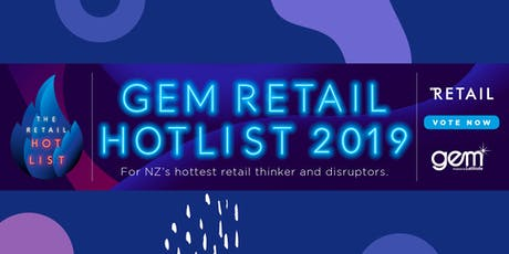 Gem Retail Hotlist 2019 tickets