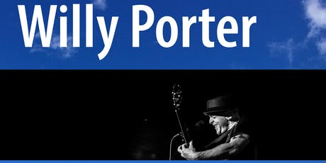 An Evening with Willy Porter tickets