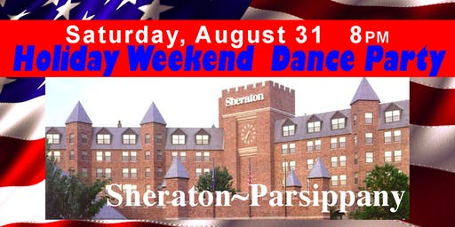 Holiday Dance Party ~ Sheraton Parsippany, Singles & Couples Welcome   190831 LMOD