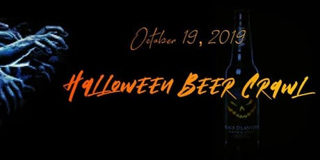 2019 6th Annual Halloween Beer Crawl  tickets