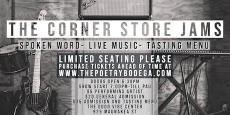 The Corner Store Cypher-Poetry vs Hip Hop-Lyrics vs