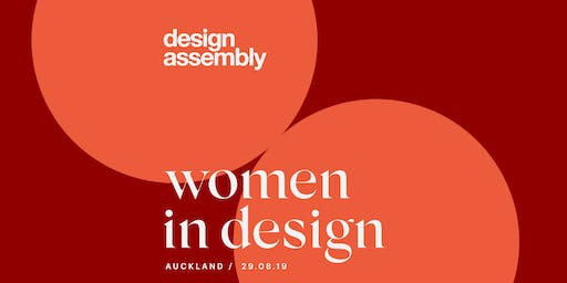DA Women In Design August 2019 - Auckland