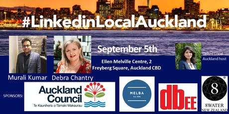 Linkedinlocal Auckland tickets