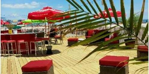 Chelsea Beach Bar Labor Day Weekend Day Party Atlantic City 2019
