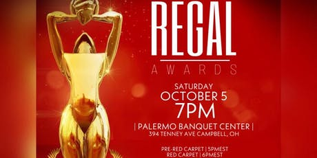 Regal Awards presented by HYER Magazine tickets