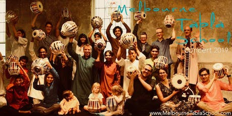Melbourne Tabla School Concert 2019 tickets