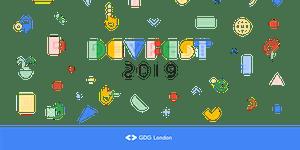 GDG DevFest London 2019 - Saturday, November 16, 2019