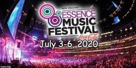 Essence Musical Festival 2020 - Hotel Only tickets