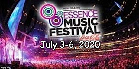 Essence Music Festival 2020 - Hotel Only tickets