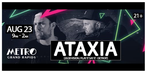 ATAXIA at Metro Grand Rapids