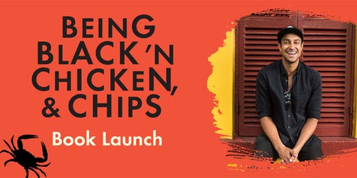Matt Okine - Being Black 'N Chicken, & Chips Brisbane Book Launch