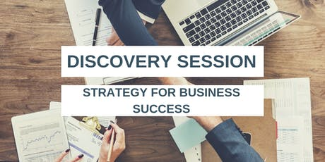SABAS Discovery Session - Strategy for Business Success tickets