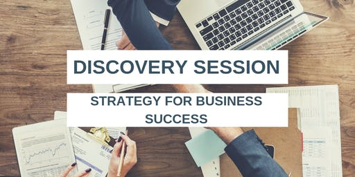 SABAS Discovery Session - Strategy for Business Success