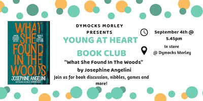 September Young at Heart Bookclub