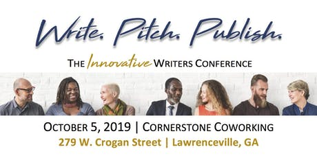 WritePitchPublish - The Innovative Writers Conference tickets