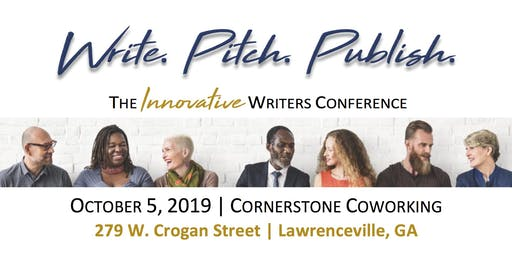 WritePitchPublish - The Innovative Writers Conference