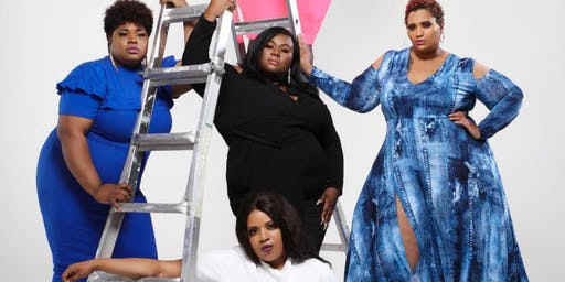 2019  Big, Beautiful, & Blessed- Model Sponsorship