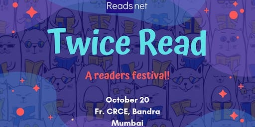 Twice Read - Reader's festival