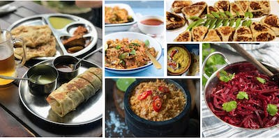 """Sri Lankan """"Spice Up Your Life"""" Cooking Class with Nico Moretti"""
