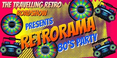 The Travelling Retro Roadshow presents RETRORAMA