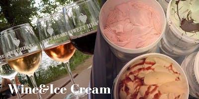 Wine & Ice Cream Social