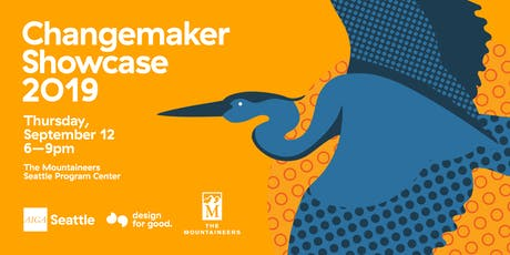 2019 AIGA Seattle Changemaker Showcase tickets
