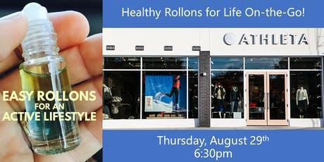 Healthy Rollons for Life On-the-Go! tickets