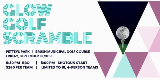 Glow Golf 9-Hole Scramble