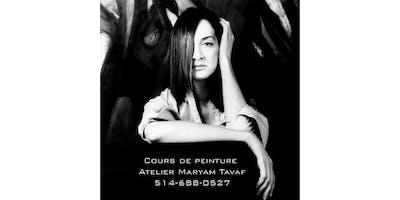 Cours de peinture - Painting classes 514-688-0527