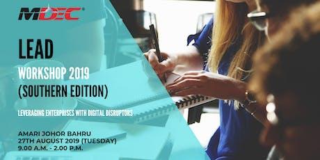 Leveraging Enterprises with Digital Disruptors (LEAD) Workshop - Southern Edition tickets