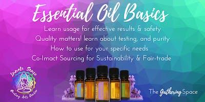 dōTERRA Essential Oil Basics
